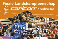 Finale Landskampioenschap Carlton Eredivisie