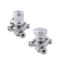 Gillain & Co Alfa Laval Unique Radia Diaphragm valve - afsluiter voor de farma