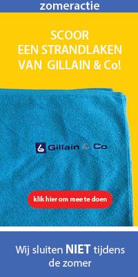 Gillain & Co wenst u een prettige zomer