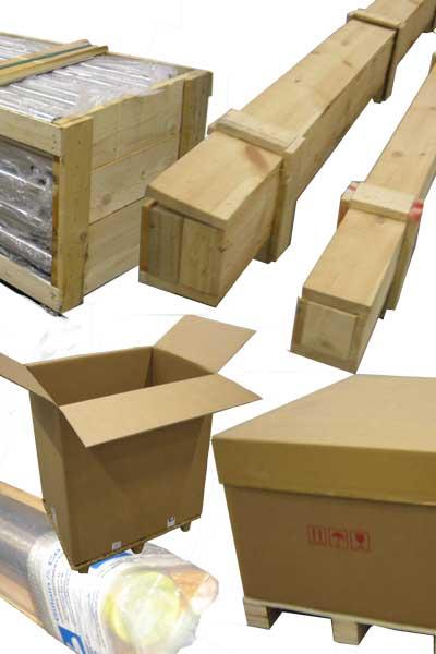 Gillain & Co verpakkingen