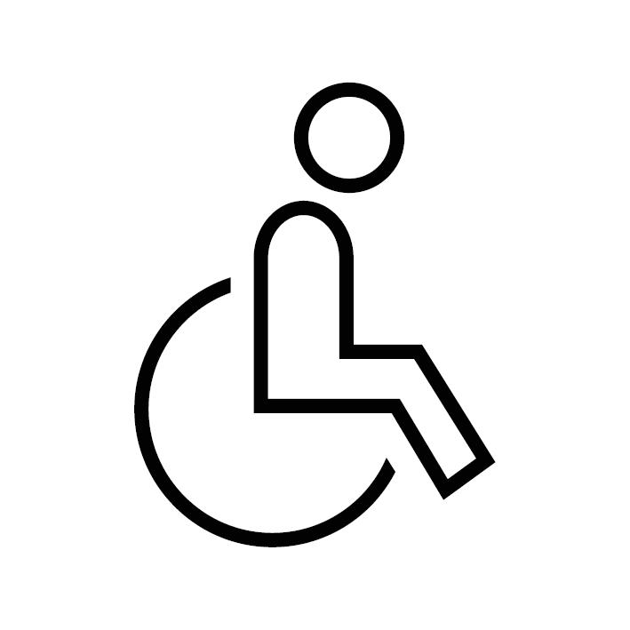 logo rolstoeltoegankelijk