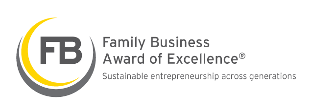 Logo Family Business Award of Excellence