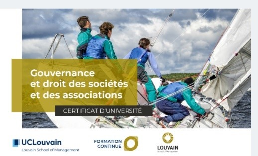 Formation UCLouvain