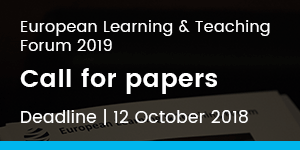 European Learning & Teaching Forum: Call for papers